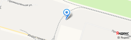 Уралгидравлика на карте Сургута