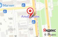 Схема проезда до компании Резинотехника в Омске