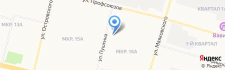 Сургутский политехнический колледж на карте Сургута