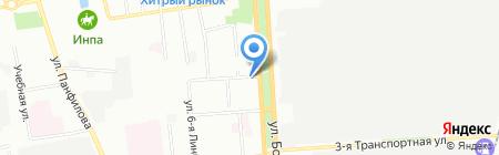 Ваши Деньги на карте Омска