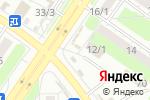 Схема проезда до компании Киоск фастфудной продукции в Омске