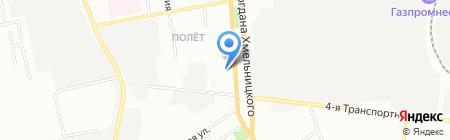 Защита прав потребителей на карте Омска