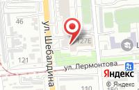 Схема проезда до компании Агентство По Рекламно-Выставочной Деятельности в Омске