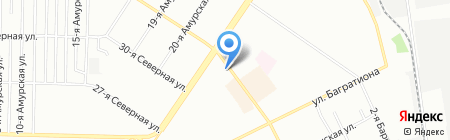 Связной на карте Омска
