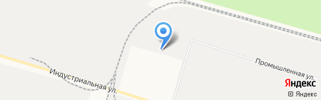 Производственно-торговая фирма на карте Сургута