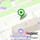 Местоположение компании ИТН-КОНСАЛТ