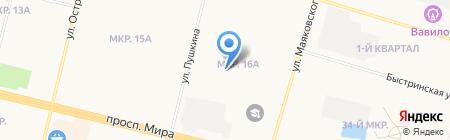 Photoshot studio на карте Сургута