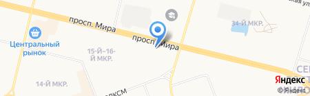 Центр диагностики и консультирования на карте Сургута