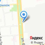 АВТО-КОРЕЕЦ на карте Омска