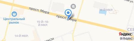 Filorga на карте Сургута