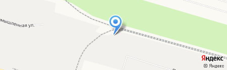 Фортуна Транс Экспресс на карте Сургута