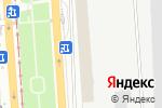 Схема проезда до компании Ледон в Омске