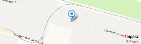 КамаДеталь на карте Сургута