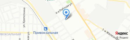 Стиляги на карте Омска