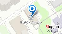 Компания Лифт на карте
