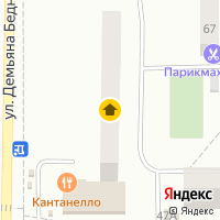 Световой день по адресу Российская федерация, Омская область, Омск, Д. Бедного ул, 69