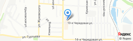 У Натали на карте Омска