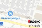 Схема проезда до компании Карт Принт в Сургуте