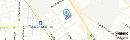 Арту`Эль на карте Омска