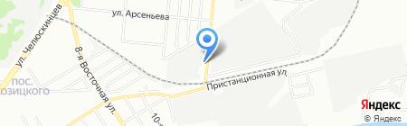 Гарант-алко на карте Омска