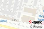 Схема проезда до компании RedMedved в Сургуте
