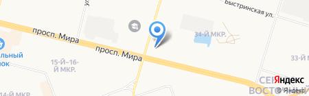 Турецкая ярмарка на карте Сургута