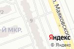 Схема проезда до компании Ассистанс в Сургуте