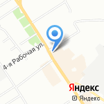 МИФРА-МЕД на карте Омска