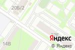 Схема проезда до компании Азбука Градуса в Омске