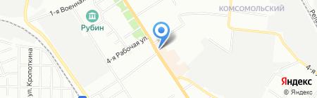 Триумф на карте Омска
