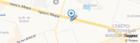 IQ TRAVEL на карте Сургута