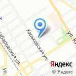 Дизайн-студия наружной рекламы на карте Омска