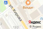 Схема проезда до компании Шашлык будешь? в Омске