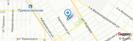 NATALI на карте Омска