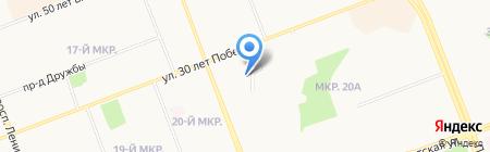 Студия озвучивания машин на карте Сургута