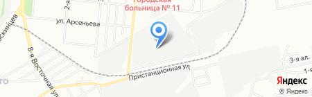 Строй Дом на карте Омска