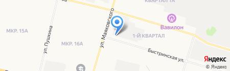 ШАШЛЫЧНЫЙ ДВОРИК и СВЕЖЕЕ ПИВО на карте Сургута