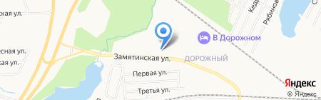 У Друзей на карте Сургута