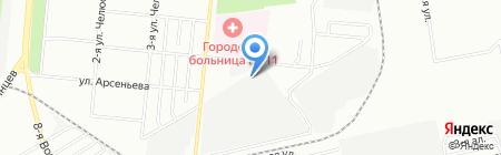 ПаллетТрейд на карте Омска