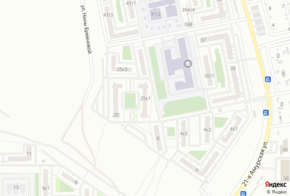 жилой комплекс Амурский-2