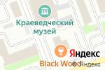 Схема проезда до компании FOX в Сургуте