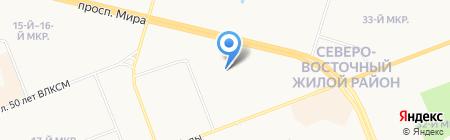 AG-SPECTRO на карте Сургута