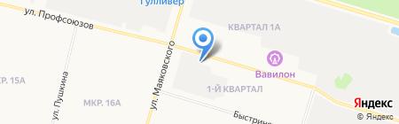 Bymotor86 на карте Сургута