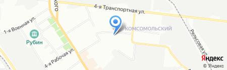 Дива на карте Омска