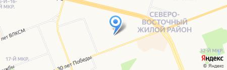 Сибирская Энергостроительная Компания на карте Сургута