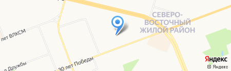ФинансКредит на карте Сургута