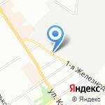 Алюминиевые Системы на карте Омска