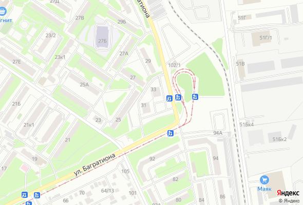 продажа квартир БагратионЪ