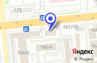 Схема проезда до компании АГЕНТСТВО НЕДВИЖИМОСТИ ОМСКОЕ ЮРИДИЧЕСКОЕ АГЕНТСТВО в Омске