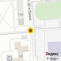 Световой день по адресу Российская федерация, Омская область, Омск, 22-я Линия ул